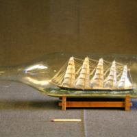 ÖM 15277 - Flaskskepp