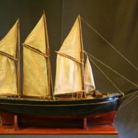 ÖM 15288 - Skeppsmodell
