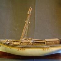 ÖM 15290 - Skeppsmodell