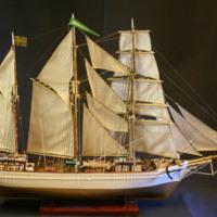 ÖM 15292 - Skeppsmodell