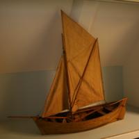 ÖM 7866 - Skeppsmodell
