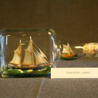 ÖM 15279 - Flaskskepp