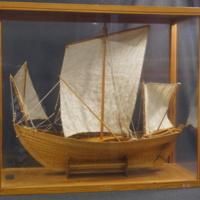 ÖM 7867 - Skeppsmodell