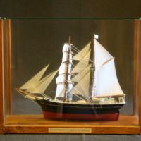 ÖM 15285 - Skeppsmodell