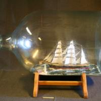 ÖM 15281 - Flaskskepp