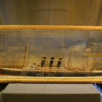 ÖM 56-30 - Skeppsmodell