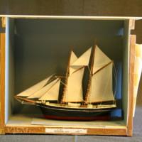 ÖM 15284 - Skeppsmodell