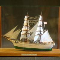 ÖM 15286 - Skeppsmodell